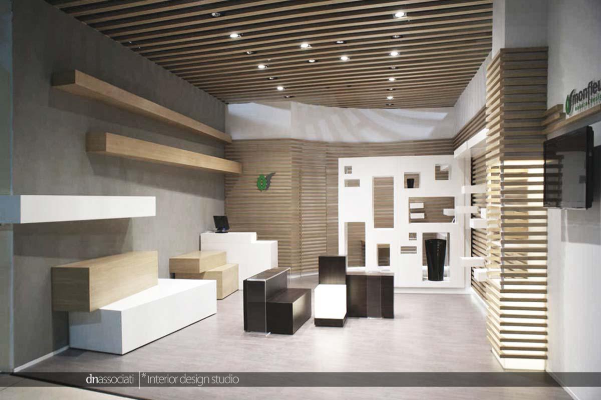 Progetto ristrutturazione e realizzazione bar e case for Interior designer a roma