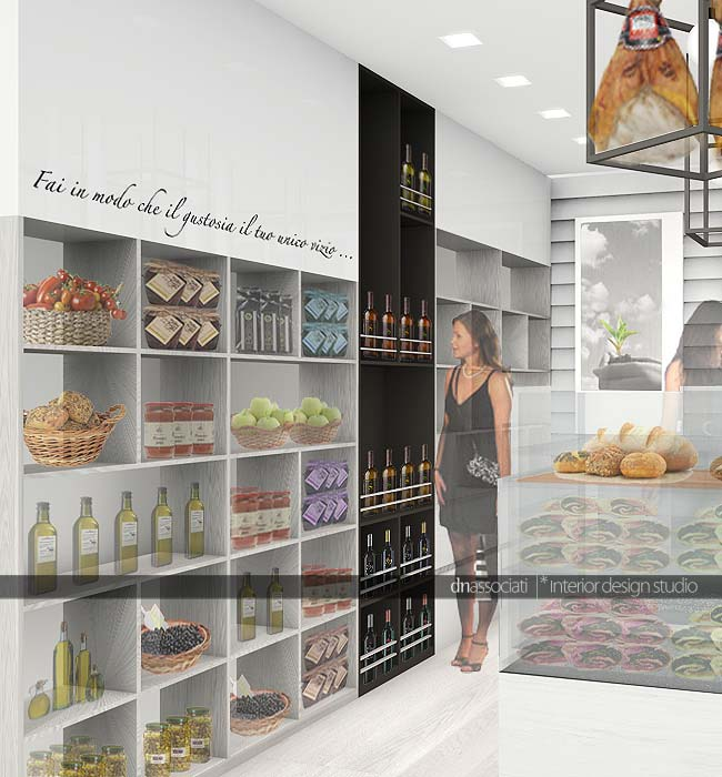 Concept Food Store